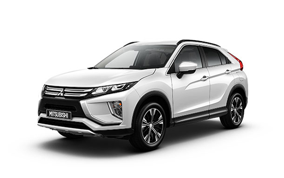 Mitsubishi Eclipse Cross Ultimate CVT 4WD H-Line