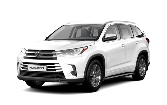 Toyota Highlander Luxe Safety