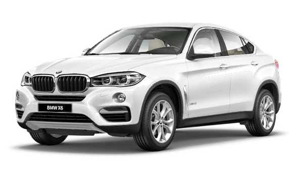 BMW X6 xDrive35i Luxury