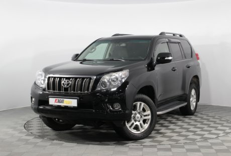 Toyota Land Cruiser Prado 2013 года с пробегом 165 000 км
