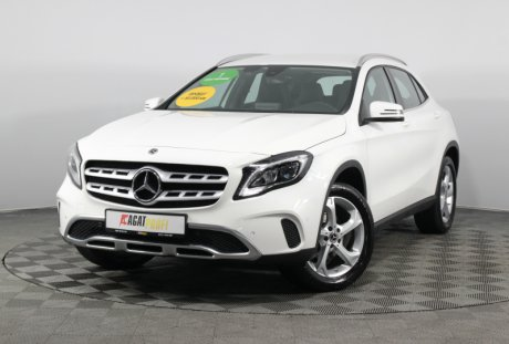 Mercedes-Benz GLA-Класс 2019 года с пробегом 13 000 км